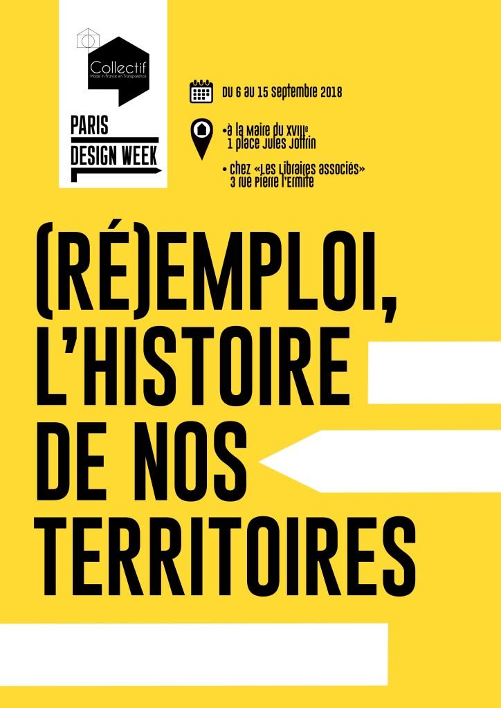 exposition Paris Design Week, collectif Made In France en Transparence
