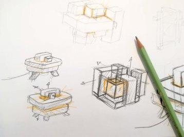 Conception et création de luminaires à Lyon et Saint-Etienne - Anja Clerc Design