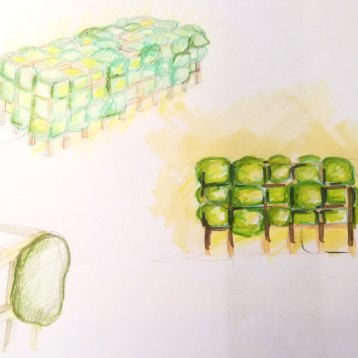Conception et création de luminaire - Anja Clerc Design