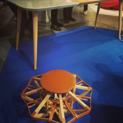 Assise - Exposition Hybrid(e) - Le Design Français se métamorphose ! VIA - Paris - Collectif M
