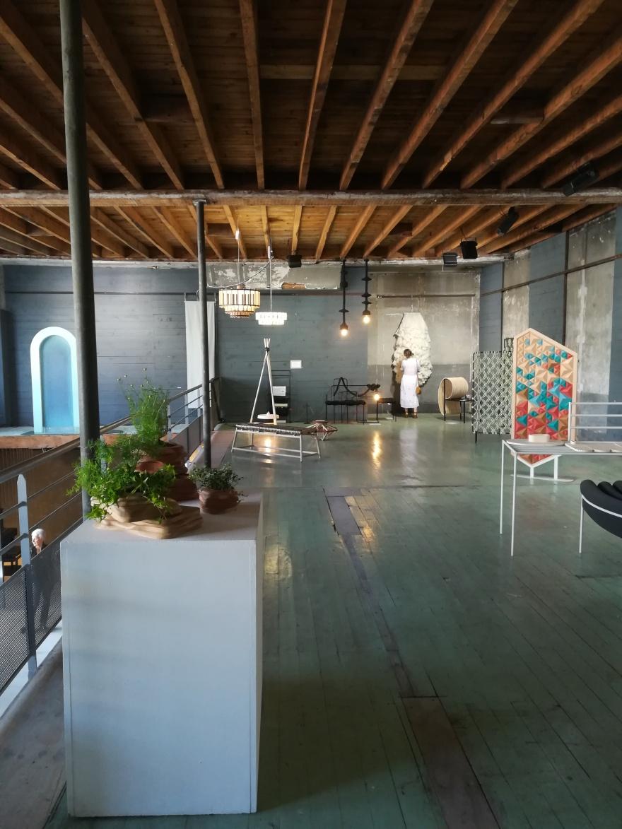 Lustres Isaac - Exposition de design Flux Libre Saint-Etienne Gwendoline Del Campo