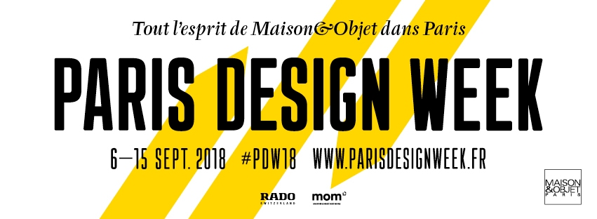 Paris Design Week 2018 exposition Collectif M