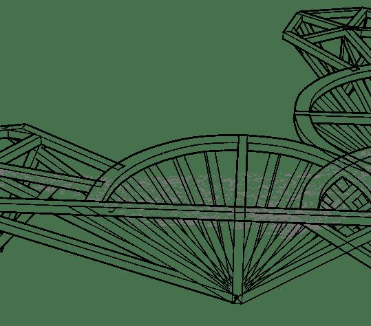 Banquette Compagnon - Recherches - Anja Clerc Design