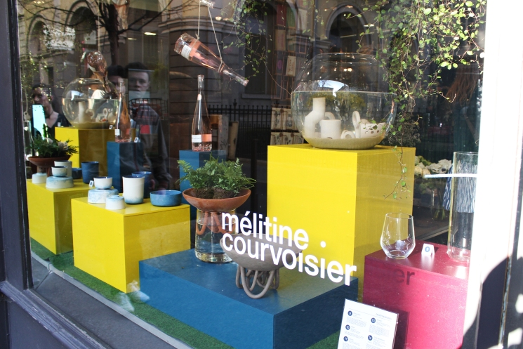 Exposition Patience Sauvage - Biennale Design Saint-Etienne 2017 - Designer : Mélitine Courvoisier