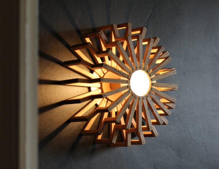 applique murale, luminaires sur-mesure, design d'intérieur